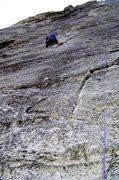 Rock Climbing Photo: Bears Reach, Lovers Leap, Ca