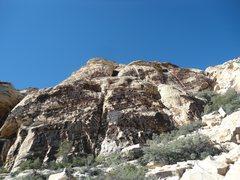Rock Climbing Photo: Slobber Knob Job 5.6