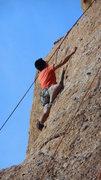 "Rock Climbing Photo: TRing ""Slotterhouse."""