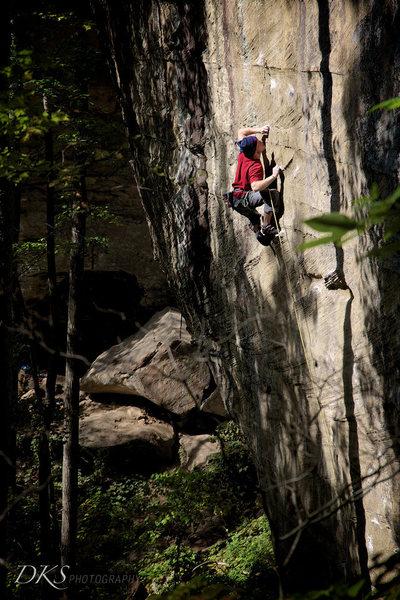 Rock Climbing Photo: Gene Wilder