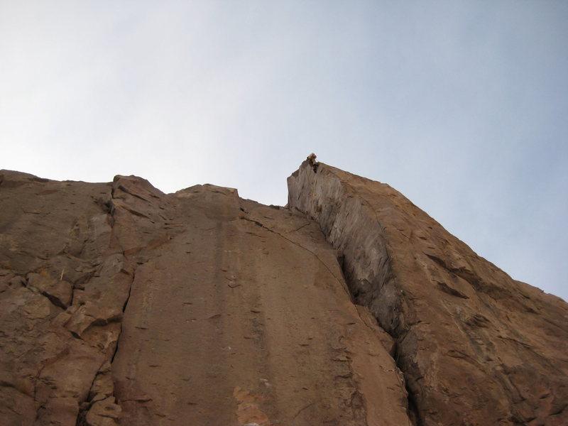 Rock Climbing Photo: Excelsior, Sea Monkey, and Steelhead