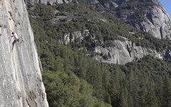 Rock Climbing Photo: Looking East at Knob Job