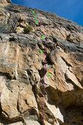 Rock Climbing Photo: Fluffhead