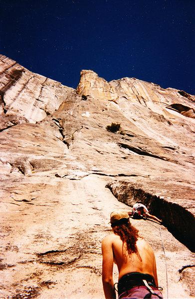 Yosemite Spire Direct