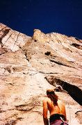 Rock Climbing Photo: Yosemite Spire Direct