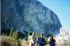Rock Climbing Photo: Zodiac with Chris Jennings and Mike Libecki