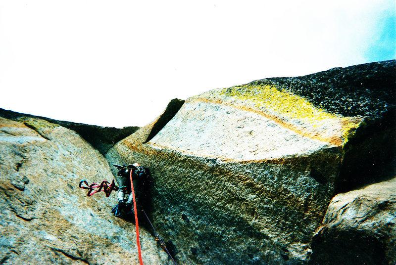 Rock Climbing Photo: Full Metal Jacket, Moro Rock
