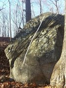 Rock Climbing Photo: Left side of Ball Buster