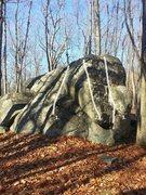 Rock Climbing Photo: Buddy Boulder Left Side