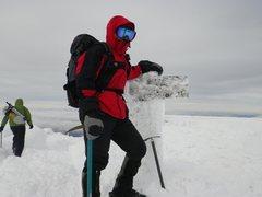 summit of Mt Washington
