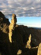 Rock Climbing Photo: Hidden gems of the Indian Peaks.