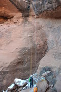 Rock Climbing Photo: Fun canyons in the Moab area for those rest days.