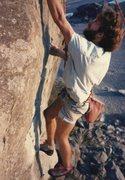 Rock Climbing Photo: Nice...