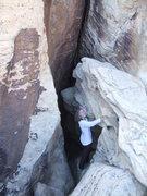 Rock Climbing Photo: Having more fun.