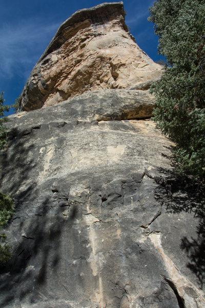 Rock Climbing Photo: Fragment G