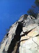 Rock Climbing Photo: Columniester, Taylors Falls, MN