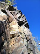 Rock Climbing Photo: Fallen Knight, Taylors Falls, MN