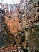 Rock Climbing Photo: Sandstone, MN
