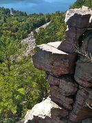 Rock Climbing Photo: Devils Lake, WI