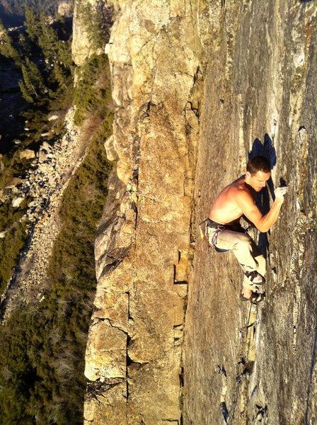 josh horniak, fa: high lands .10. bowman lake valley, ca.