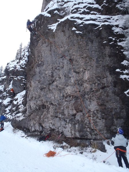 Rock Climbing Photo: The Local Scoop.