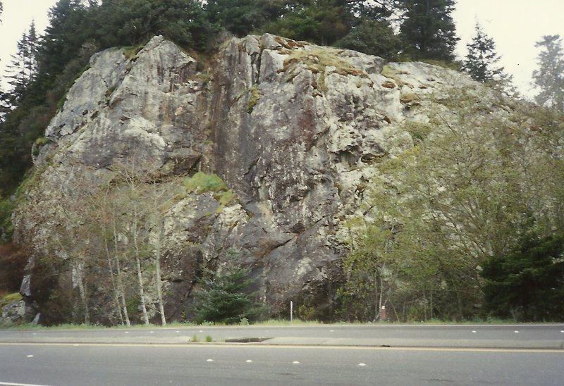 Rock Climbing Photo: 101