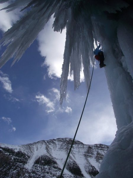 Rock Climbing Photo: Louise Falls