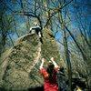 Outdoor Climbing Comp
