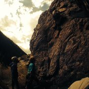 Rock Climbing Photo: hp