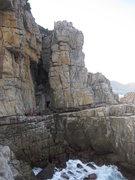 Rock Climbing Photo: Long Lane from Music Hall