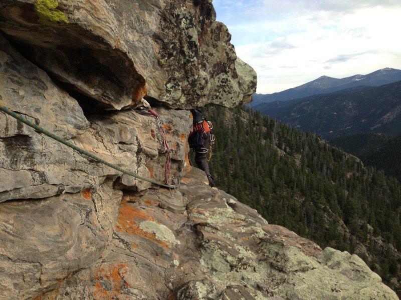 Rock Climbing Photo: foal  p 3