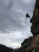 Rock Climbing Photo: mill creek dome