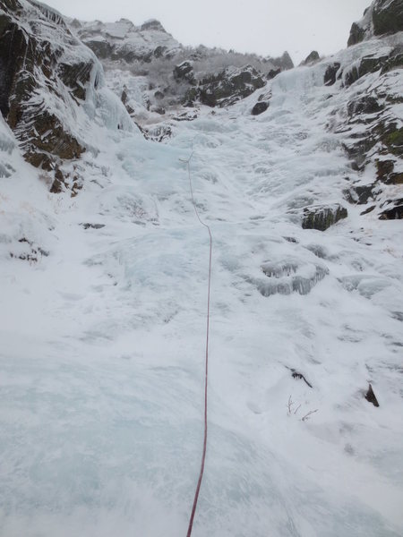 Looking up pitch 2