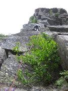 Rock Climbing Photo: Rookie Ridge 2009