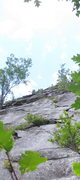 Rock Climbing Photo: R&B 2009