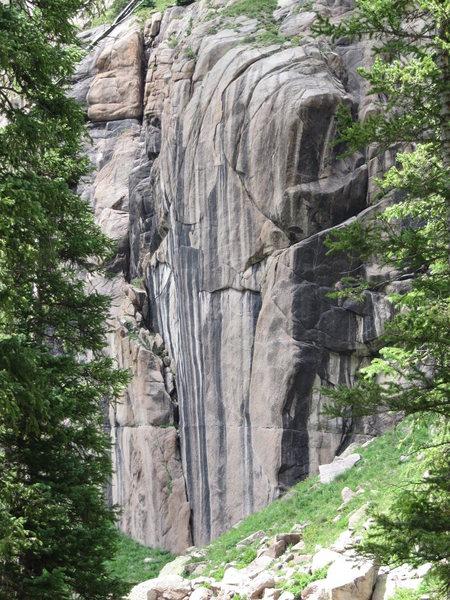 Rock Climbing Photo: Yum.