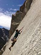 Rock Climbing Photo: non but shot