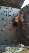 Rock Climbing Photo: Boys