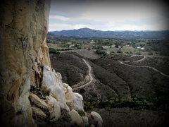 Rock Climbing Photo: Rock Mountain scenic view from 5.9.