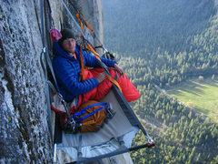 Rock Climbing Photo: more salathe