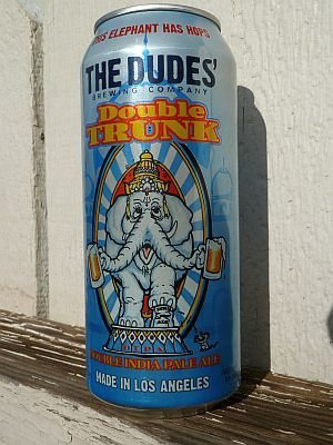 The Dudes Double Trunk DIPA