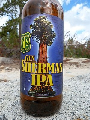 Tioga-Sierra General Sherman IPA
