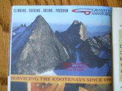 Rock Climbing Photo: ASGARD & GIMLI