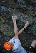 Rock Climbing Photo: Fun fun fun.