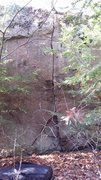 Rock Climbing Photo: Beer Crack(a.k.a General Sherman)