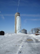 Rock Climbing Photo: Ice silo