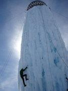 Rock Climbing Photo: Crisp Iowa winter morning (Feb 2010)