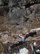 Rock Climbing Photo: Jahbone5.10