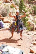 Rock Climbing Photo: indian creek rack