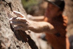 Rock Climbing Photo: 'Full Contact'